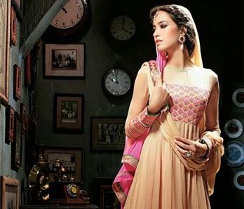 Cotton, Georgette Anarkali Salwar Suits India