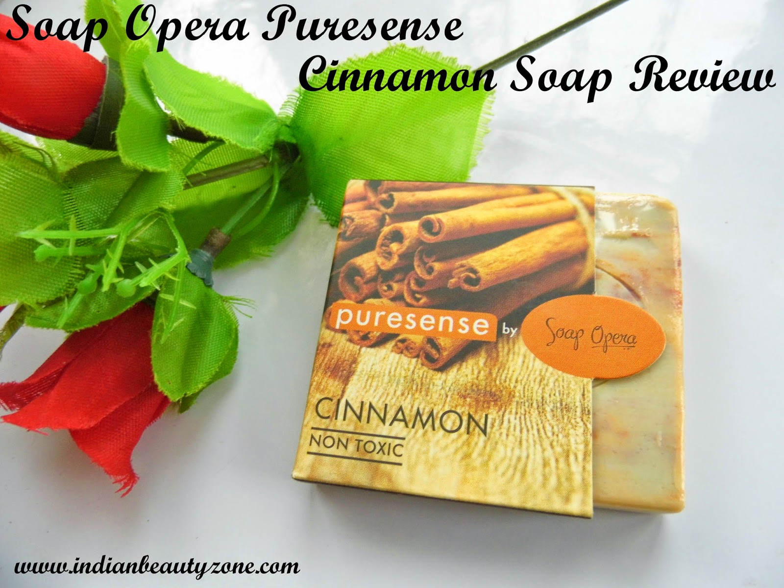 Cinnamon soaps