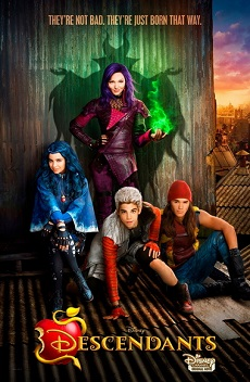 Watch Movie Online Descendants (2015)