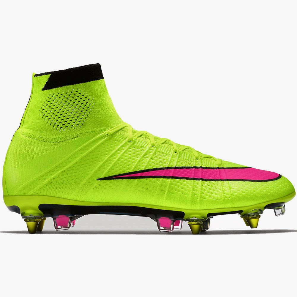 zapatillas nike futbol con caña