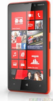 Nokia Arrow (Lumia 820) Spesifikasi Detail 2012