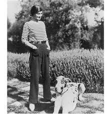 pantalon femme histoire