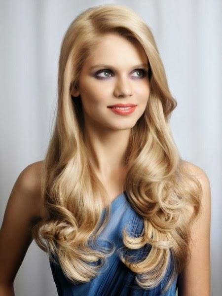 10 Model Rambut Panjang Terpopuler Di Dunia