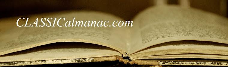 CLASSICalmanac.com ~ the CLASSICAL music almanac