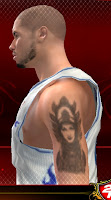 NBA 2K13 Arm Tattoos Mod Patch