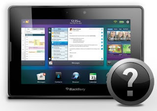 4G Version of BlackBerry PlayBook