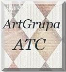 Tworzę ATC wspólnie z: