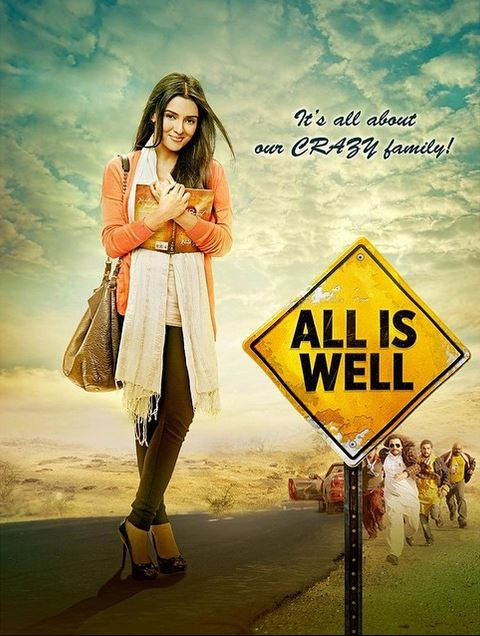 Watch All Is Well (2015) Full Audio Songs Mp3 Jukebox Vevo 320Kbps Video Songs With Lyrics Youtube HD Watch Online Free Download