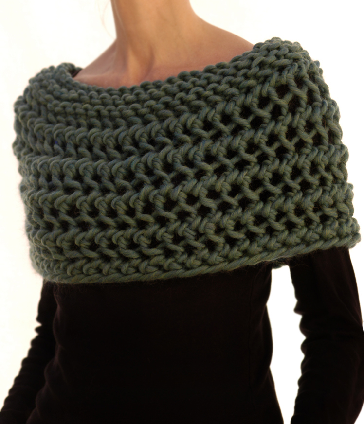 Free Capelet Knitting Patterns : Knittery on Pinterest Knits, Free Knitting and Knitting