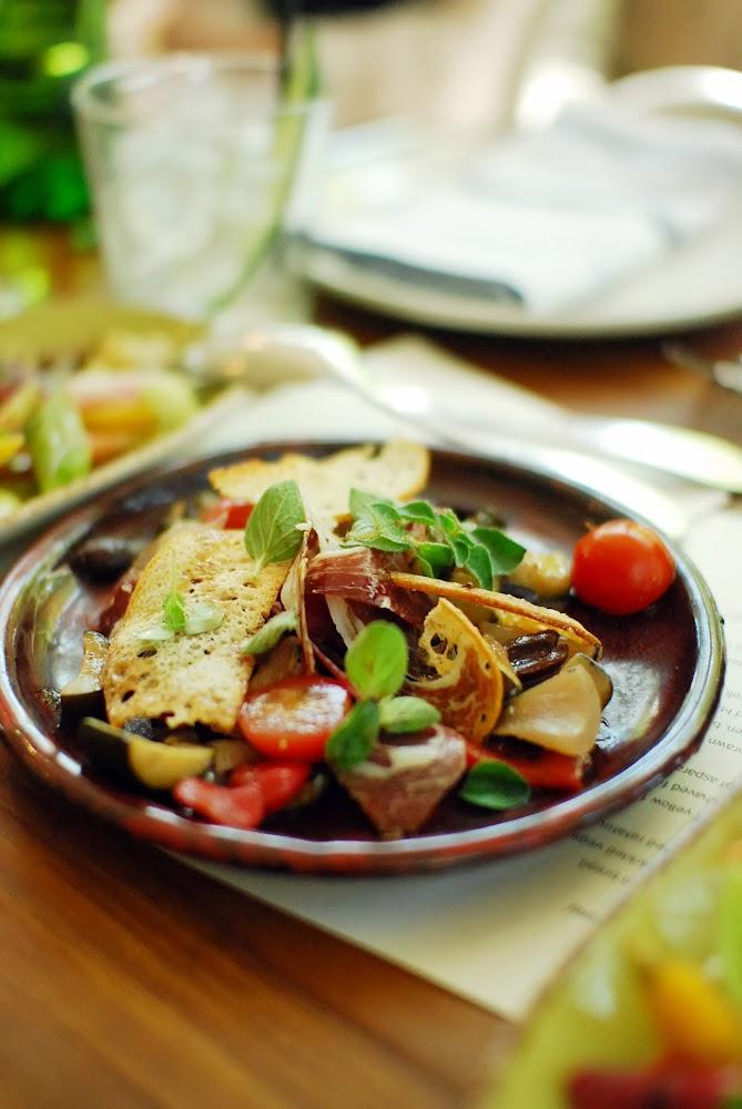 Chiswick Restaurant NSW Collective Menu Jamon