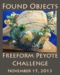 Freeform Peyote Challenge