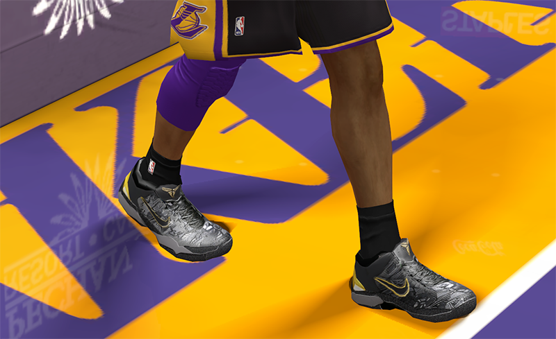Kobe 7 Prelude Sneakers | NBA 2K14