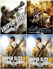 Download Sniper Elite Trilogy PC 2005 2014 Torrent