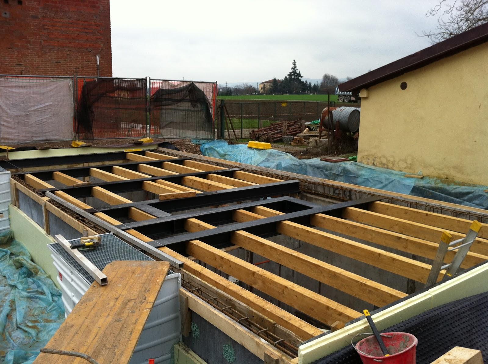 Ecogeom s r l la eco casa obiettivo impatto zero for Piano di costruzione in legno soppalco