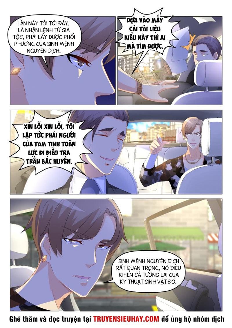 Trọng Sinh Đô Thị Tu Tiên Chap 175 page 14