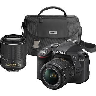 Nikon - D3300 DSLR Camera