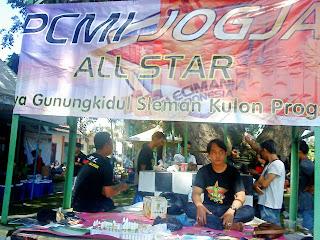 PCMI Jogja All Star