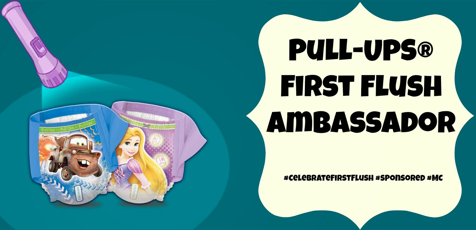 Pull-Ups® First Flush Ambassador #CelebrateFirstFlush #sponsored #MC