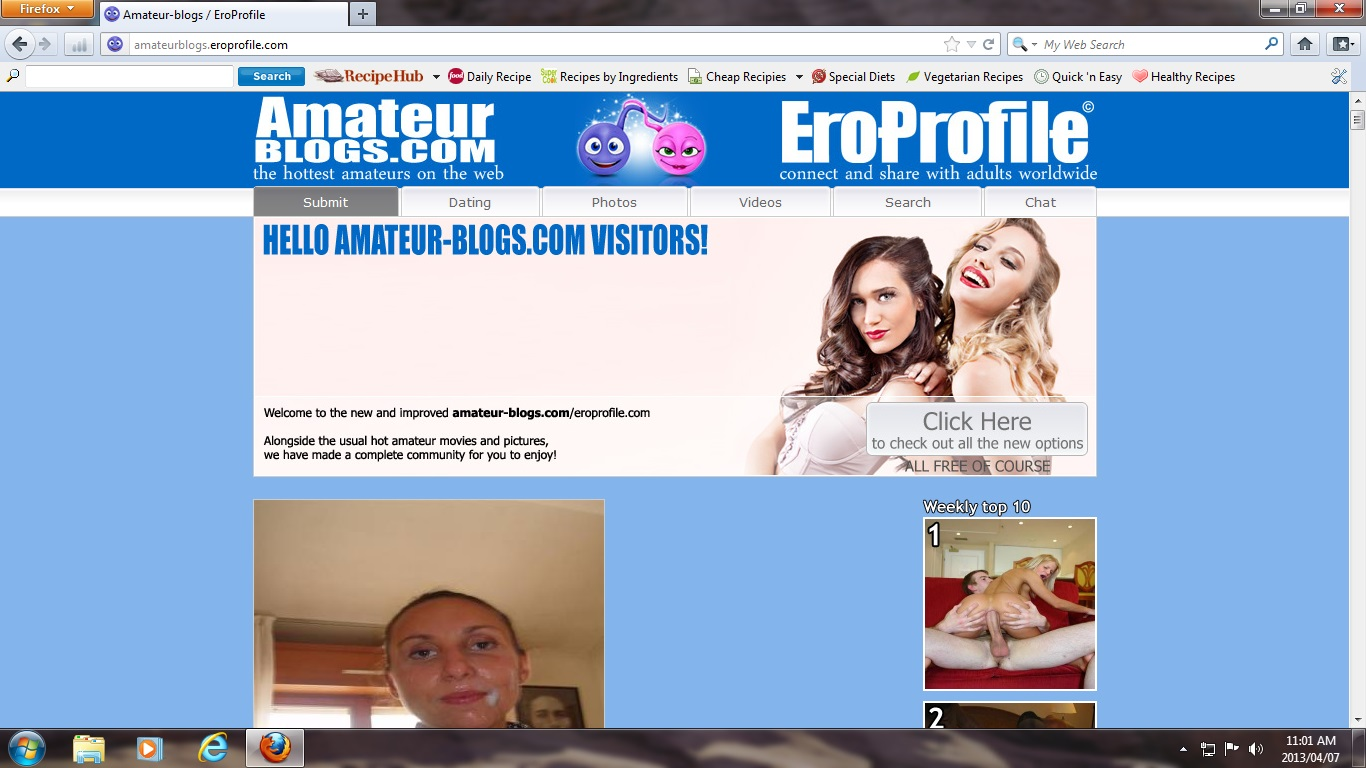 blog sites list