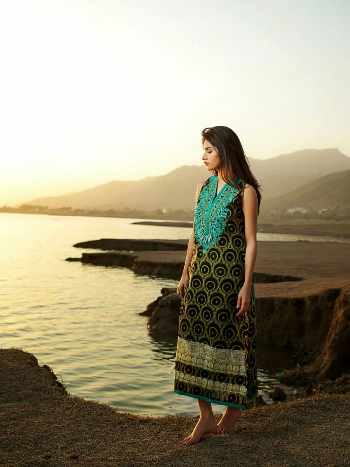 Khaadi Summer Lawn collection for Women