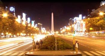 Argentina: Vida nocturna en Buenos Aires