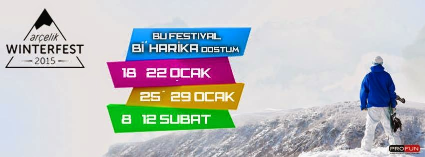 Winterfest 2015 / Uludağ Rezervasyon