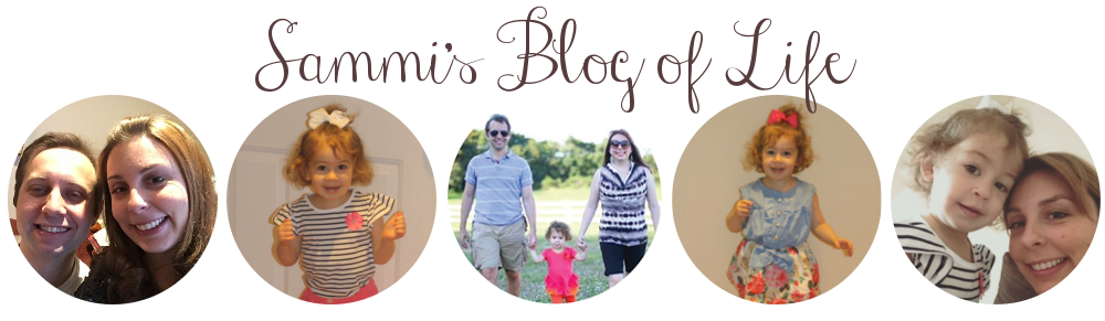 Sammi's Blog of Life