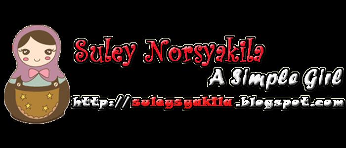 SULEY NORSYAKILA
