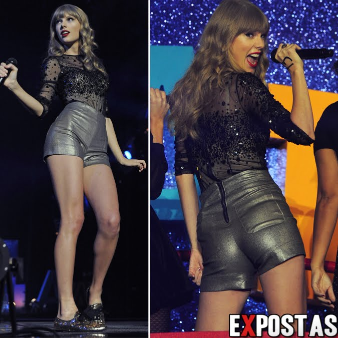 Taylor Swift: BBC Radio 1's Teen Awards na Arena Wembley, em Londres - Red Carpet e Performance - 07 de Outubro de 2012