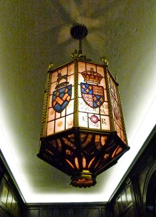 Golden Hind, Francis Drake, poop deck lantern, Middle Temple