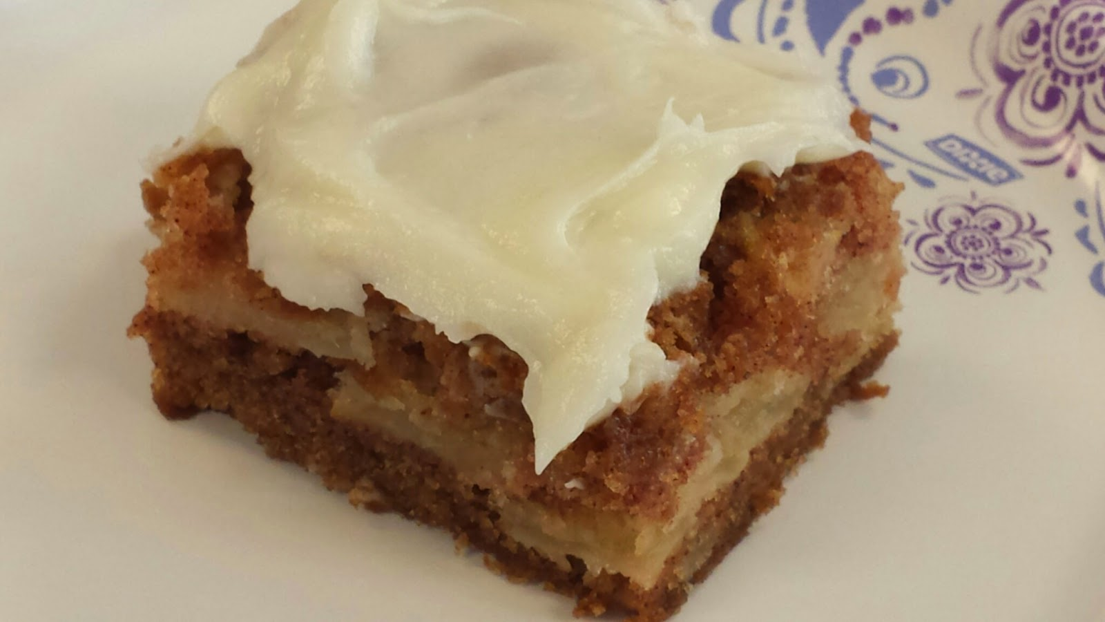 My Patchwork Quilt: GERMAN APPLE CAKE