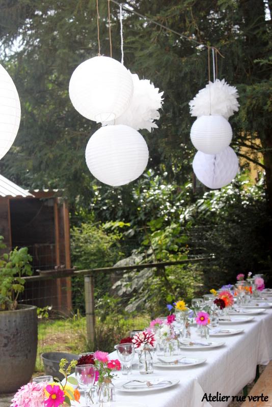 Atelier rue verte le blog d co de table petit repas for Petit diner entre amis