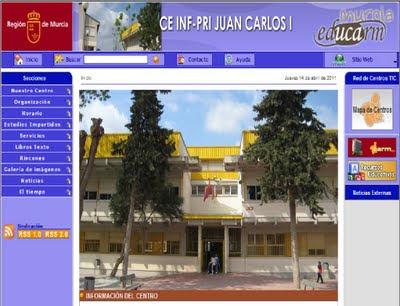 LA WEB DEL COLEGIO