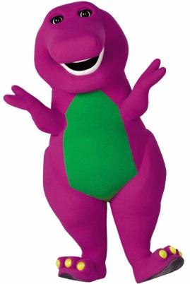 Lirik (Lagu Anak) Barney – I Love You Lyrics