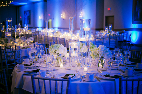 winter wedding decoration ideas for reception