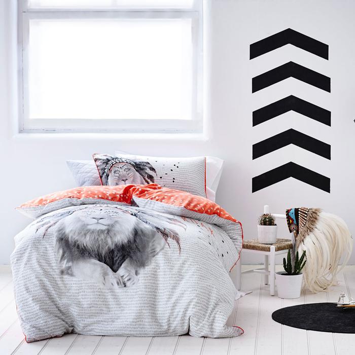 native bedding from  Australian brand adairs