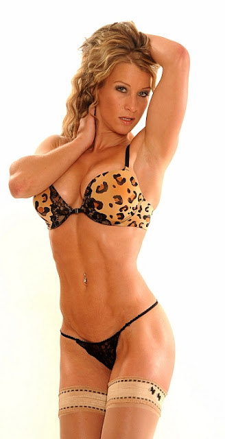 Melyssa Buhl - Female Fitness Models