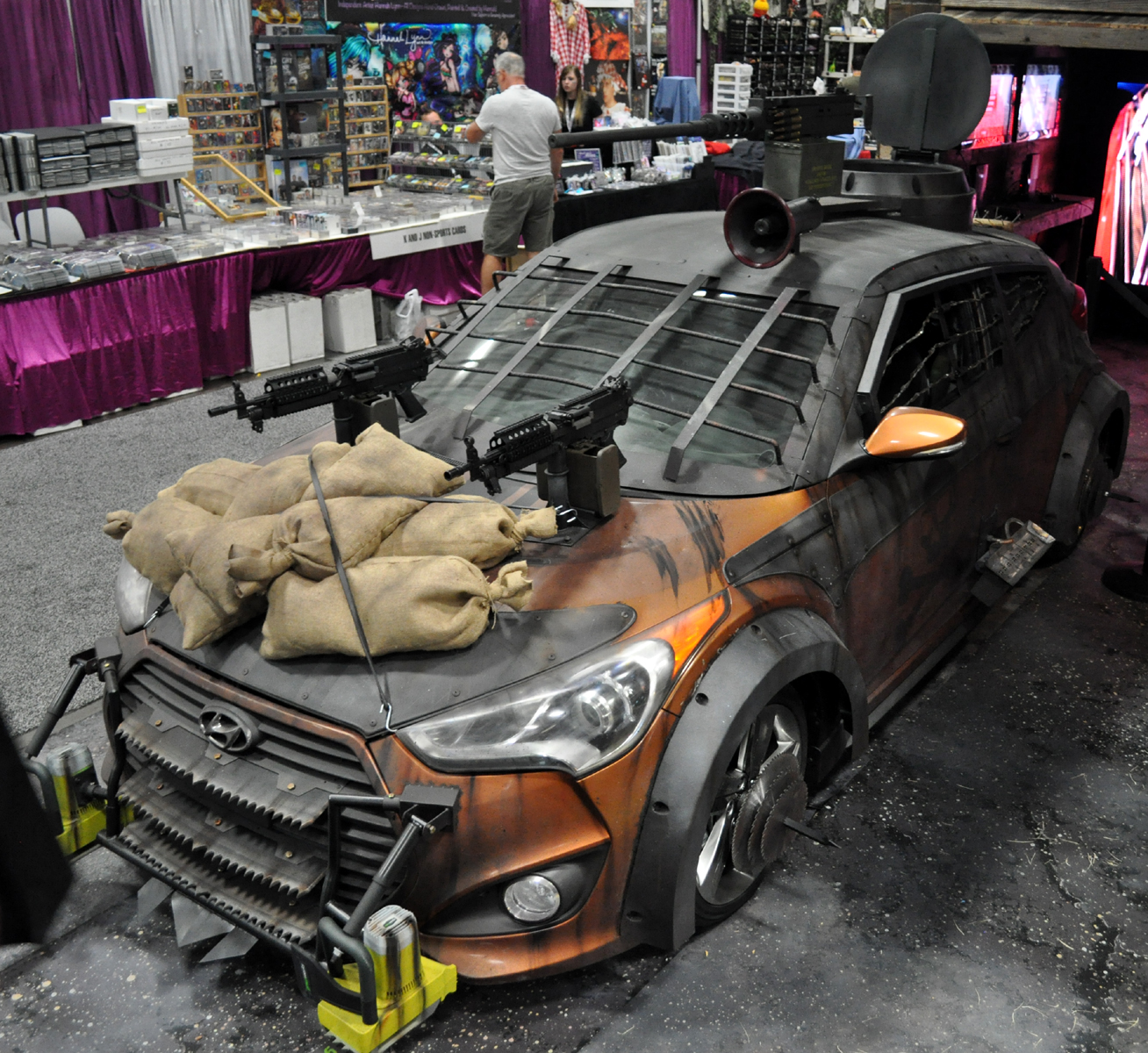 Kkr Theme Ringtone Song 2017 Download: Photo Booth Killer: I Found The Veloster At Comic Con ( No