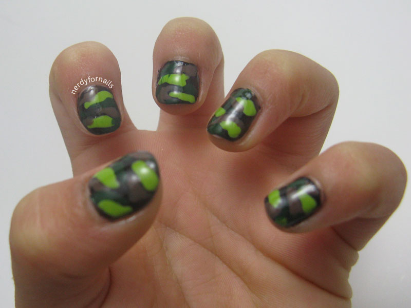 Nerdy for Nails: June 2013