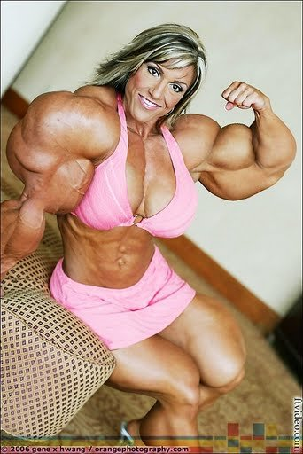 gostosa muscle