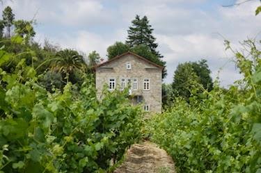 Chuck and Lori's Travel Blog - Quinta dos Tres Rios, Winery with B&B