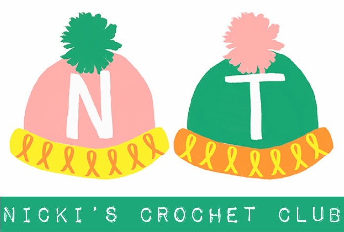 Nickis Crochet Club is Open!!