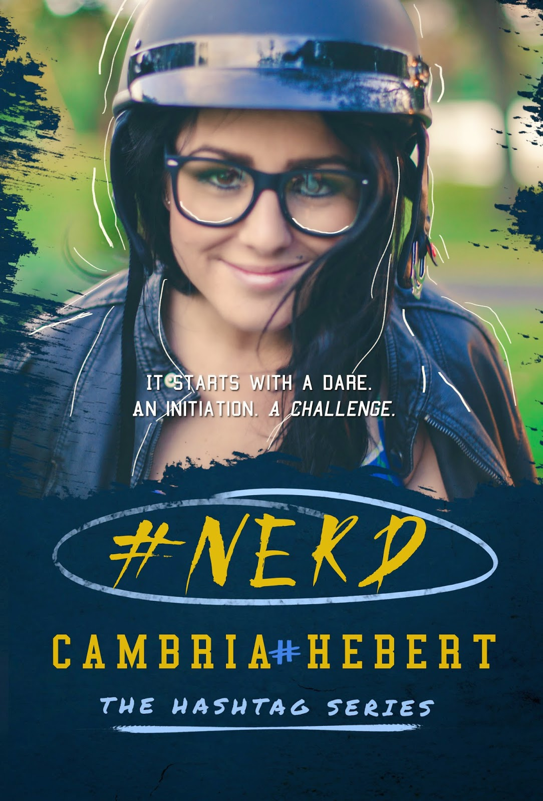 http://clevergirlsread.blogspot.com/2014/11/blog-tour-review-giveaway-nerd-hashtag.html
