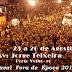 CARNAVAL FORA DE ÉPOCA  2012 ALTERA DATA E SERÁ NA JORGE TEIXEIRA. DE 23 A 26 DE AGOSTO.