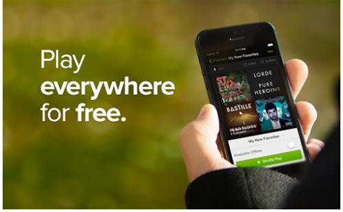 Mudanças nos termos do Spotify gera indignação e bate-boca