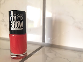 Maybelline Colorshow Limited Collection Sweet Spicy Hot Pepper