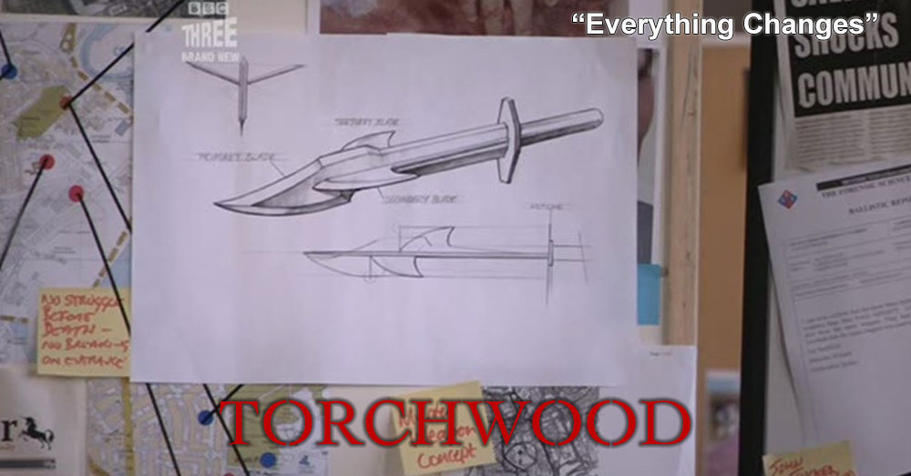 Torchwood 01: Everything Changes