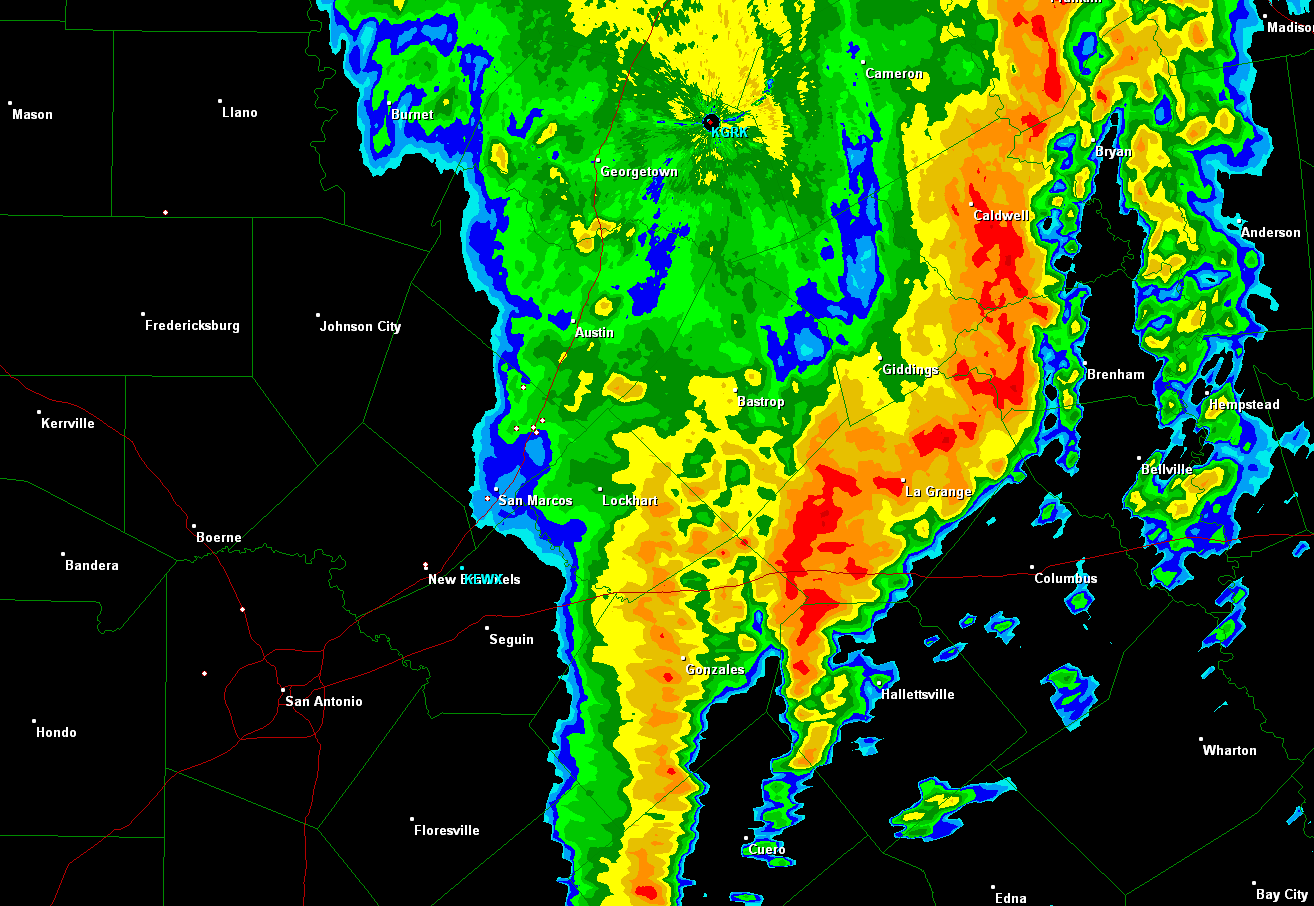 Weather San Antonio Texas