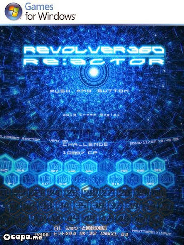 Revolver 360 RE:ACTOR - PC