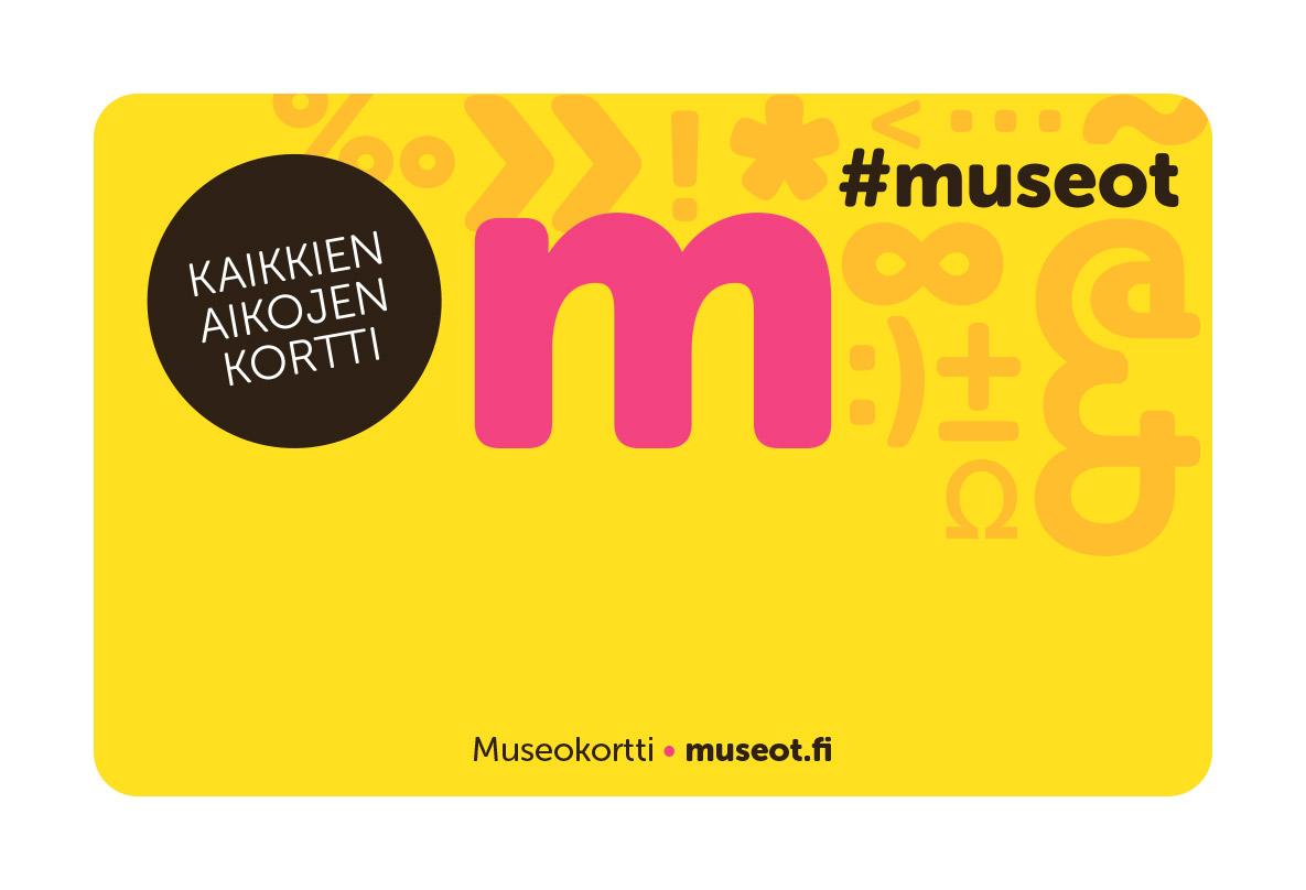 Onhan sinullakin museokortti?